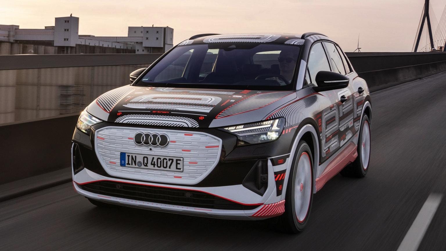 Kekurangan Audi Q4 Etron Top Model Tahun Ini