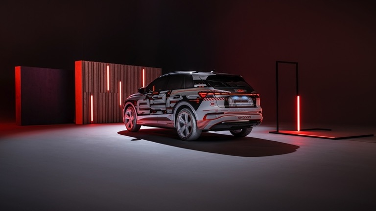 Audi Q4 e-tron price and specifications - EV Database