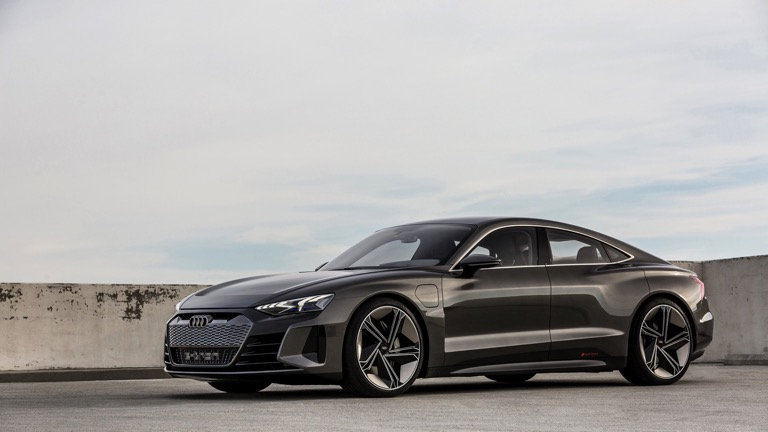 audi etron gt price and specifications  ev database