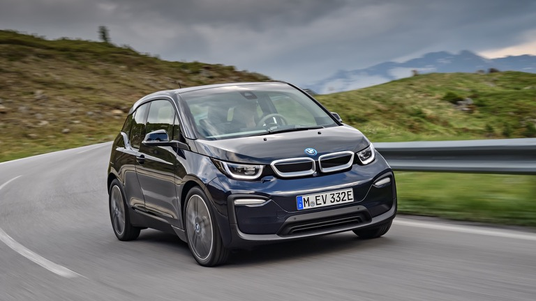 Bmw I3 Battery Electric Vehicle