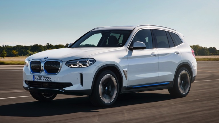 Bmw Ix3 Price And Specifications Ev Database