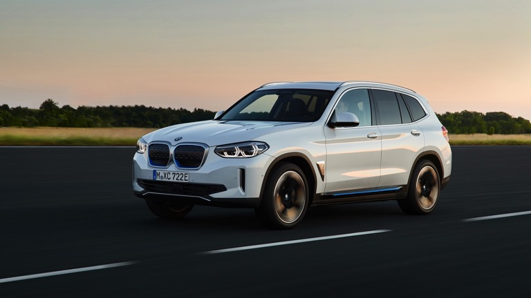 Best Cold Weather Car Battery >> BMW iX3 price and specifications - EV Database