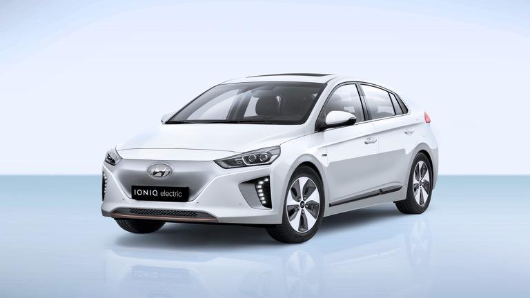Hyundai Ioniq Electric Battery Vehicle