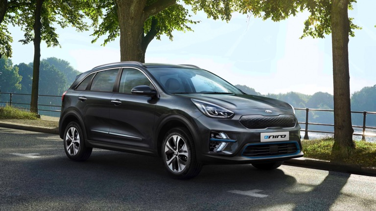 Kia e-Niro 64 kWh (2018-2020) price and specifications - EV Database
