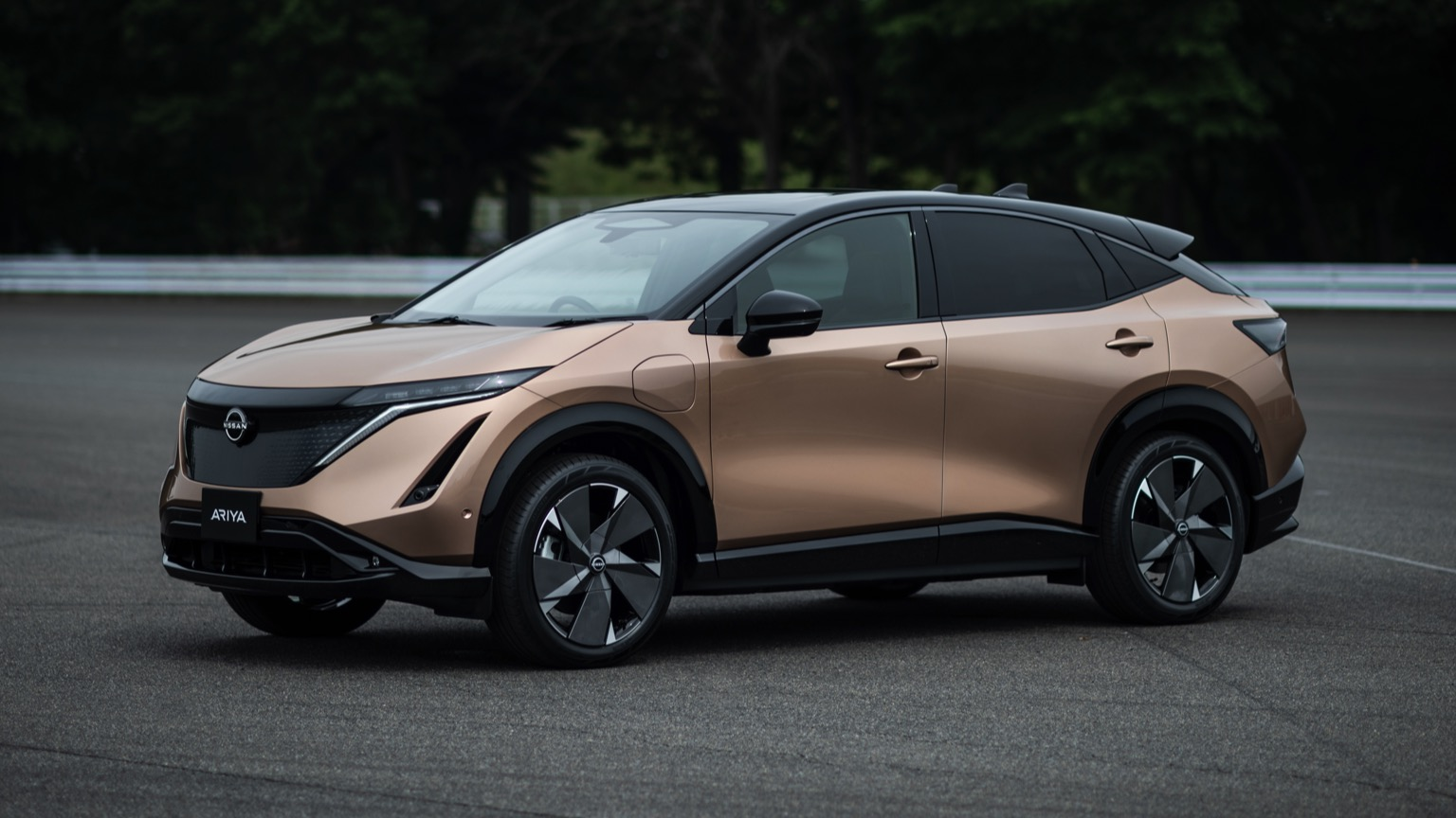 Nissan Ariya 63kWh price and specifications - EV Database