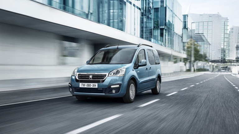 a2b3419cc8 Peugeot Partner Tepee Electric (2017-2018) price and specifications - EV  Database