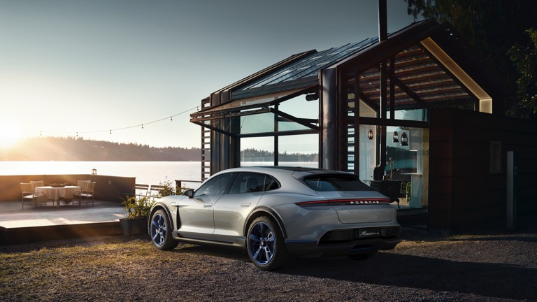 Best Cold Weather Car Battery >> Porsche Taycan Cross Turismo price and specifications - EV Database