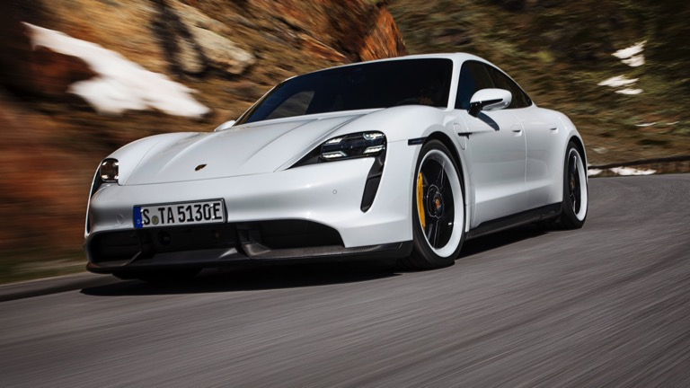 Porsche Taycan Turbo S price and specifications , EV Database