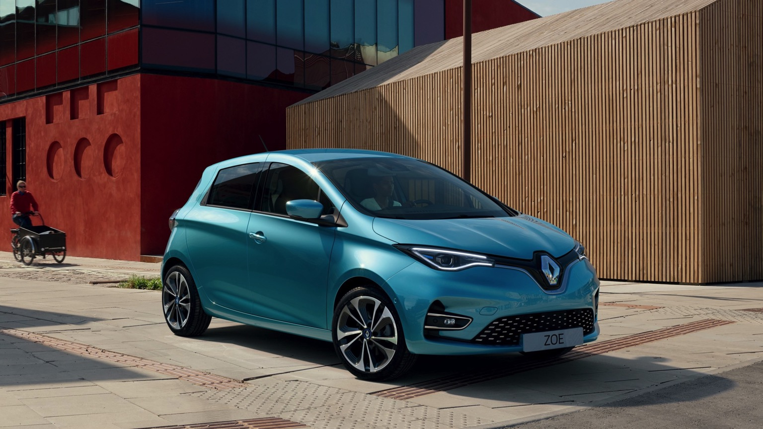 Electric Car Incentives >> Renault Zoe ZE50 R110 price and specifications - EV Database
