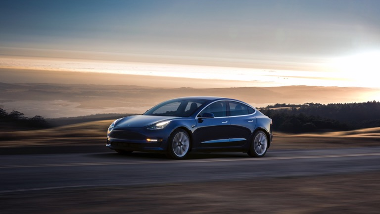 Tesla Model 3 Long Range Dual Motor Price And Specifications