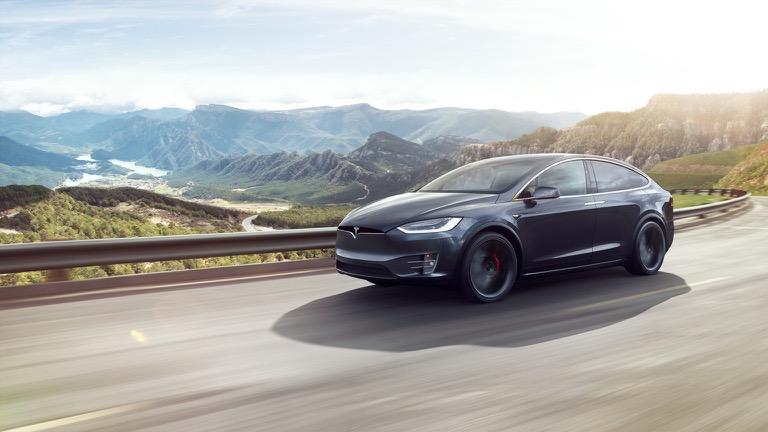 Tesla Model X Long Range (2019-2019) price and ...