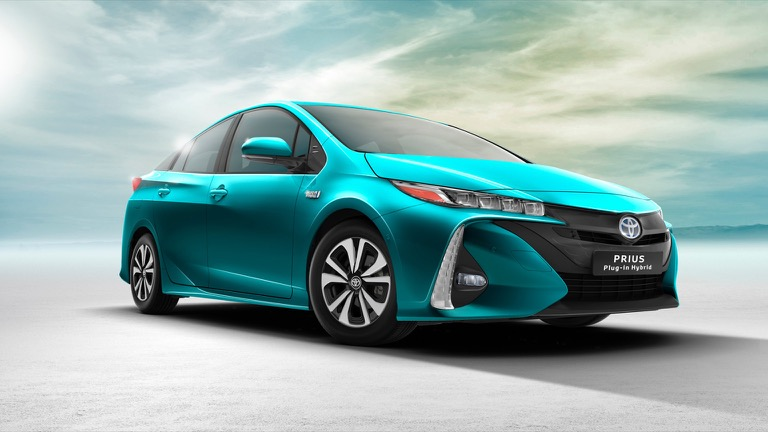 Toyota Prius Plug In Hybrid 2017 2019 Price And Specifications