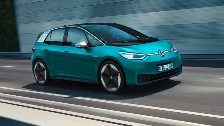 Volkswagen ID 3 Standard Range price and specifications - EV
