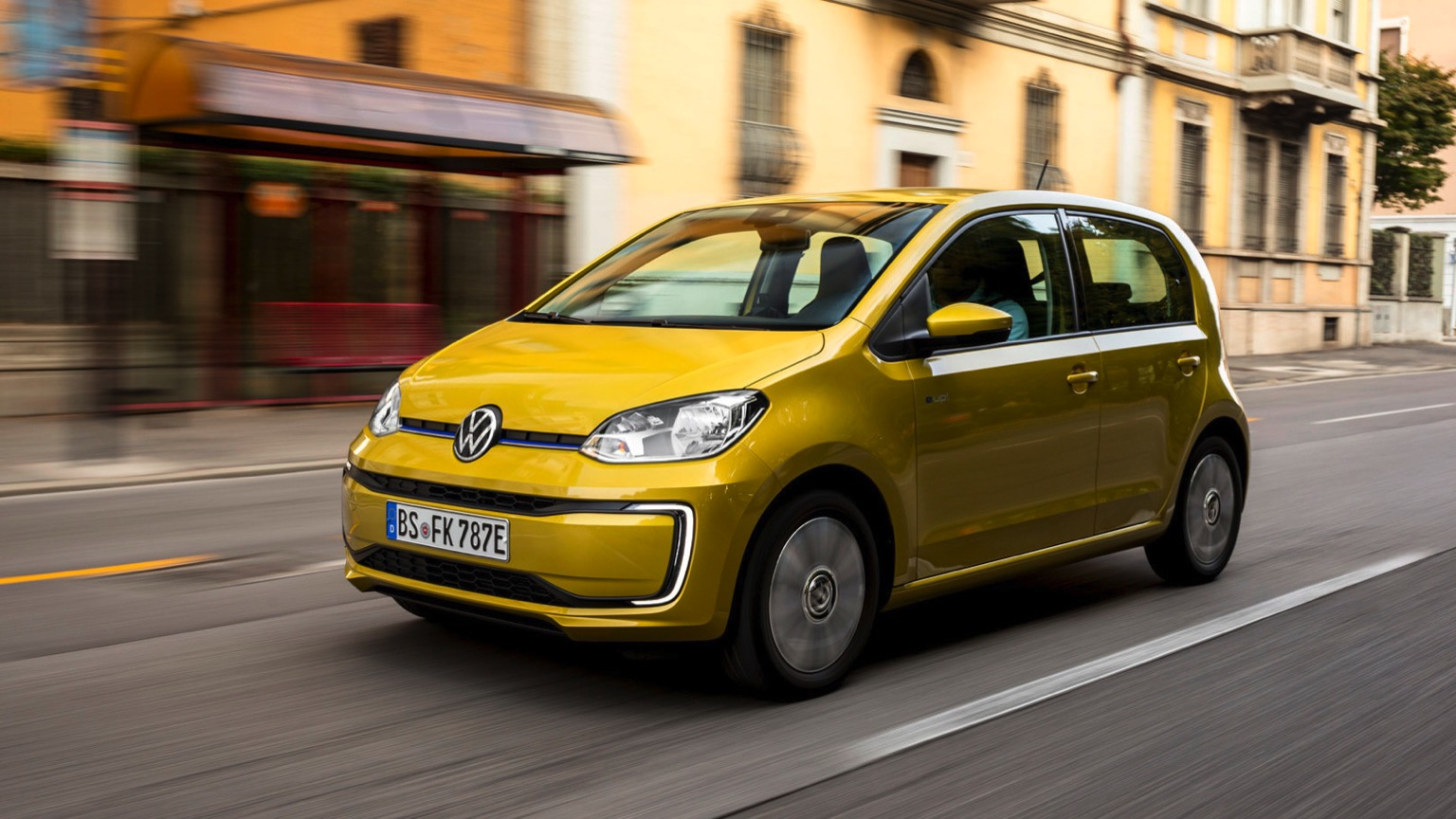 Volkswagen e-Up! price and specifications - EV Database